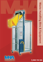 Waste Handling Bins and Equipment