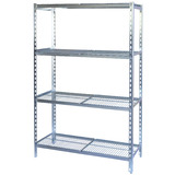 Coolroom Shelving (with Plastic Shelves)