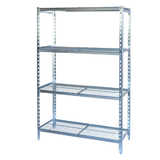 Coolroom Shelving (with Wire Shelves)