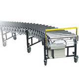 Electric Expanding Roller Conveyors