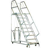 Steel Heavy Duty Rolling Platforms