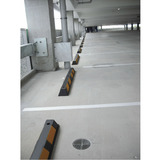 Carpark Rubber Wheel Stops