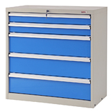 Industrial Tooling Cabinet Drawer Unit