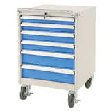 Stormax Industrial Tooling Cabinet on Wheels