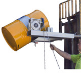 Forklift Side Operated Drum Rotator