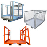 Order Picker Platform Cages