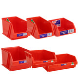 Red Small Parts Stor-Pak Bins