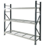 Heavy Duty Longspan Shelving (with Mesh Shelves)
