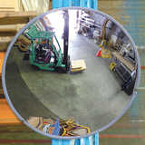 Indoor Convex Mirrors