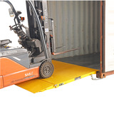 7 Tonne Capacity Container Ramp
