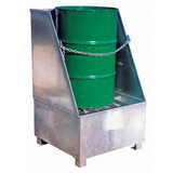 Heavy Duty Spill Bins (with Protection Shield)