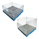 Wire Pallet Cages