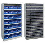 Steel Shelving Kits