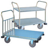 Extra Heavy Duty Stainless Steel Trolleys