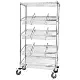 Panel & Basket Wire Trolley