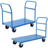 Extra Heavy Duty Steel Platform Trolleys