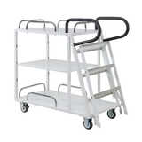 3 Step Ladder Trolley