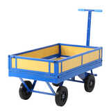 Wagon Platform Truck (with sides)
