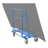 Steel Triangular Frame Panel Cart