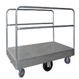 Galvanised Panel Trolley