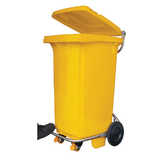 4 Wheel Plastic Wheelie Bins