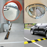 Convex Mirrors, Speed Humps, Rubber Stops