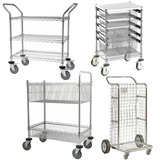 Chrome Trolleys
