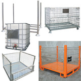 Bulk Storage Containers & Cages