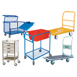 Trolleys and Hand Trucks on Special