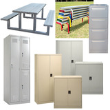 Cabinets, Lockers, Chairs & Seating