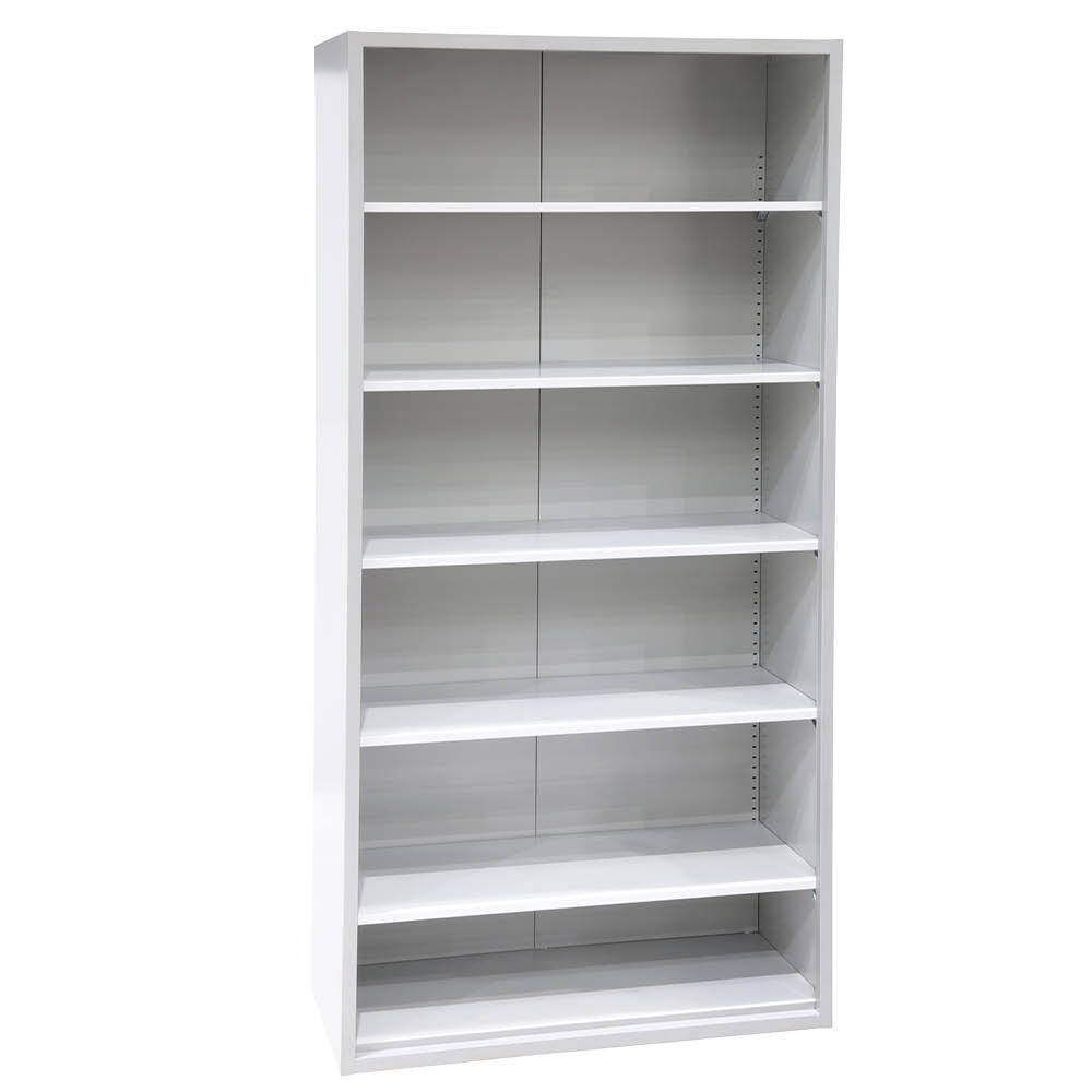 Steel Shelving Set