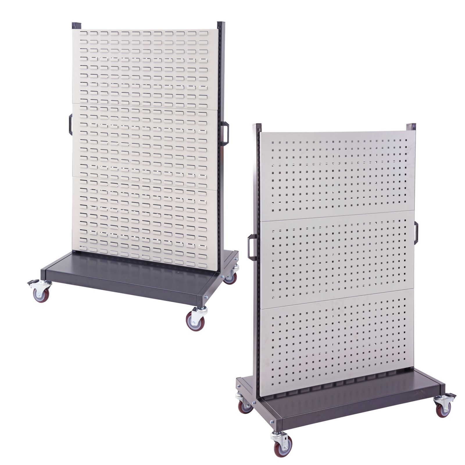 Louvre & Square Hole Panel Trolleys