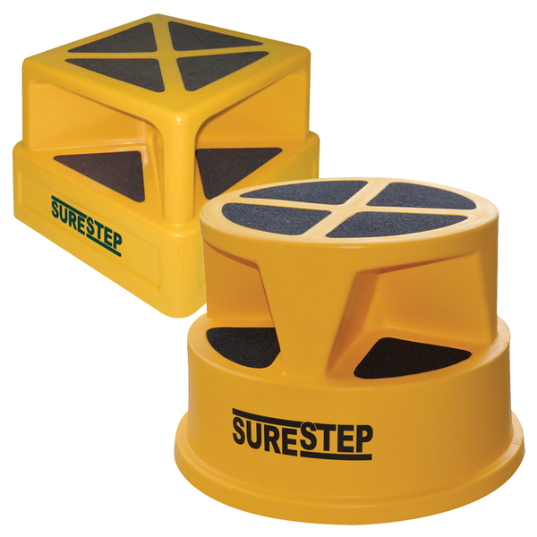 Heavy Duty Plastic Step Stools