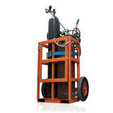 Gas Cylinder Trolley Cage