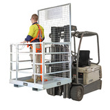 Forklift Safety Cage / Work Platform