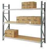 Heavy Duty Longspan Shelving (1200mm wide bays)