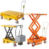Electric Scissor Lift Trolleys