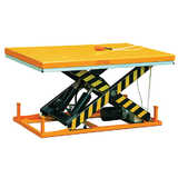 Single Scissor Electric Lift Tables