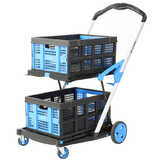 Industrial X-Cart Trolley