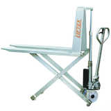 1000kg Hi-Lift Pallet Trucks - Stainless Steel