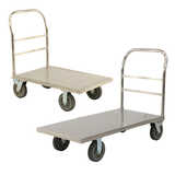Stainless Steel Platform Trolleys