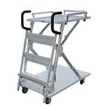 3 Step Foldable Picking Ladder