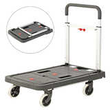 Foldable Plastic Deck Trolley