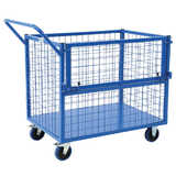 Fully Welded Cage Trolley