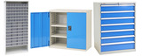 Heavy Duty Cabinets & Benches