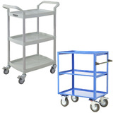 3 Tier Trolleys