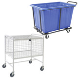 Laundry/Linen Trolleys
