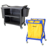 Cleaning Carts & Trolleys