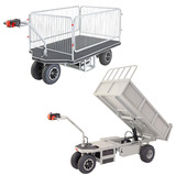 Powered Trolleys