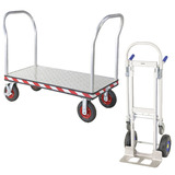 Aluminium Trolleys